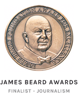 2012 James Beard Awards Finalist