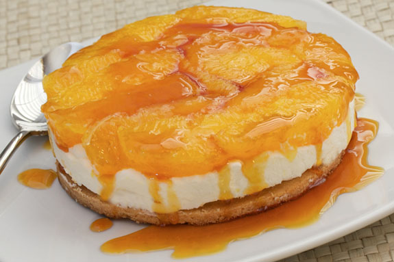Orange Tian – My First Daring Bakers Challenge!