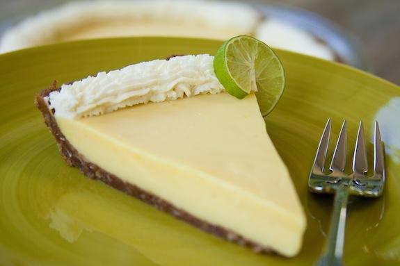Key Lime Pie to Celebrate Spring!