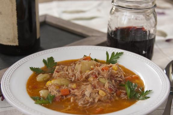 Brunswick Stew – My First Daring Cook's Challenge