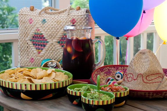 A little Fiesta and Sangria from Barcelona