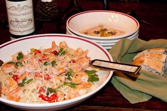 Sauteed Shrimp Chesapeake – A Recipe Review
