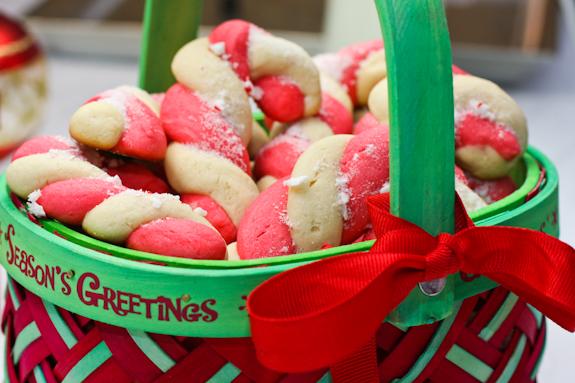 Candy Cane Cookies Ho Ho Ho Pratesi Living