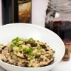 wild mushroom risotto2