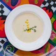 Cote d'Azur Cure-All Soup (Garlic Soup)