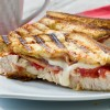 Hot Brown Panini Sandwich rev