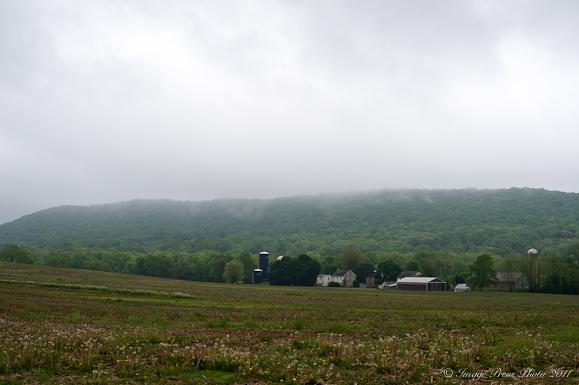 On the Road to Berks County, Pennsylvania and Philadelphia