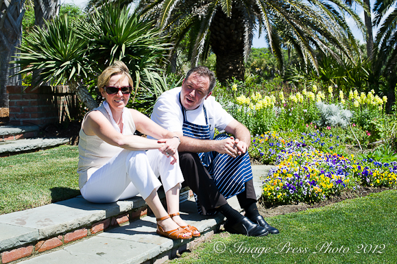 Chef Robert Wysong The Sanctuary At Kiawah Island And