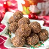 Chocolate Brandy Balls-3