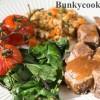 Lamb au Vin Bunkycooks