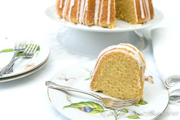Thomas Keller's Rum Cake-10
