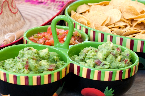 Ina Garten's guacamole is the best. Don't mess with perfect.