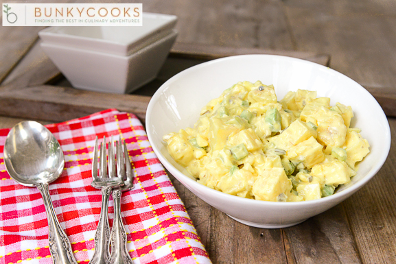This potato salad makes everything better