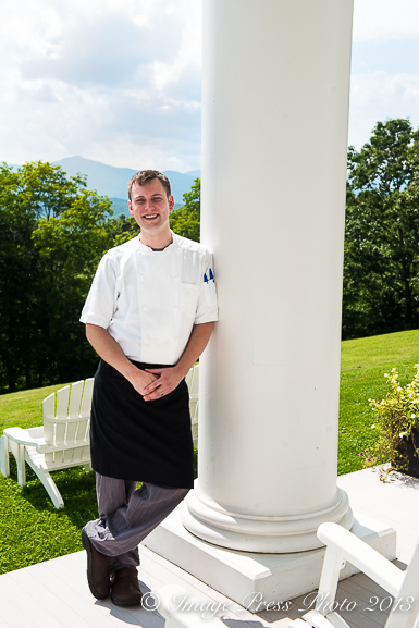 Executive Chef Nate Curtis