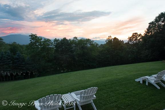 Sunset at Westglow
