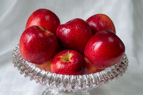 The SweeTango apple has a unique flavor combing sweetness and tanginess