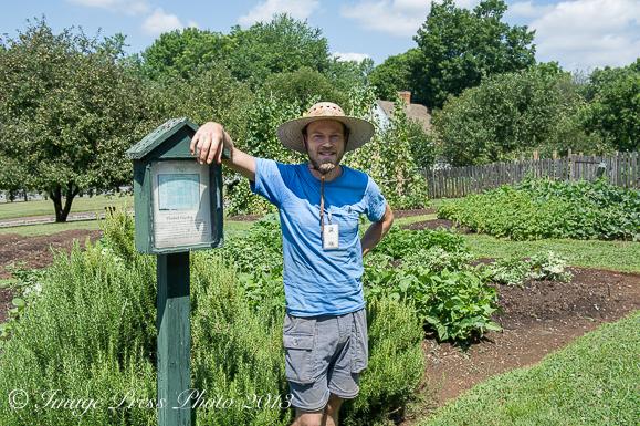 travel, Old Salem, heirloom gardens