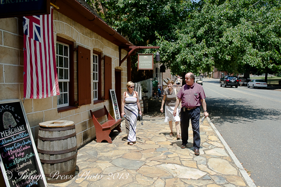 travel, special destinations, Old Salem
