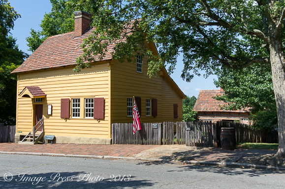 specail destinations, travel, Old Salem