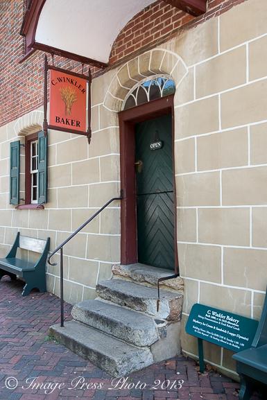 special destinations, travel, Old Salem