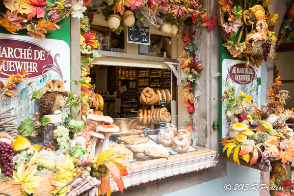 Bakery in Riquewihr