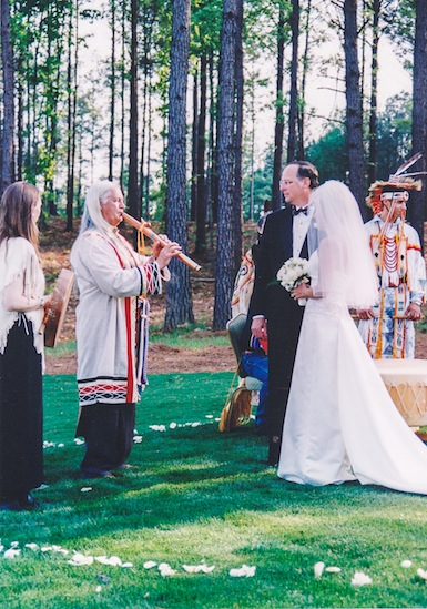 Our wedding at the Ritz-Carlton at Reynolds Plantation