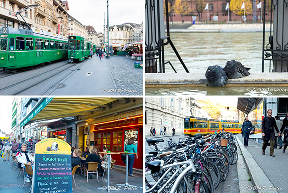 Some of the sights of Basel