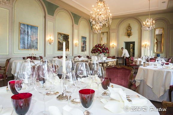 Cheval Blanc DIning Room