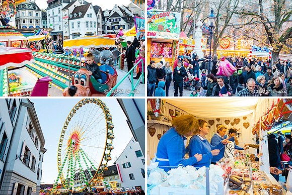 Sights and Sounds of Herbstmesse