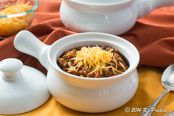 Chili warms the cockles of your heart :-)
