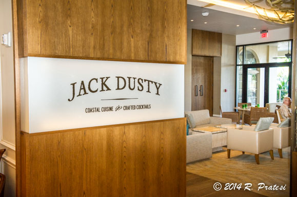 Jack Dusty: Coastal Cuisine & Crafted Cocktails