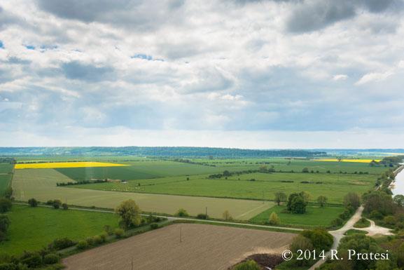 Farmland in Normandy