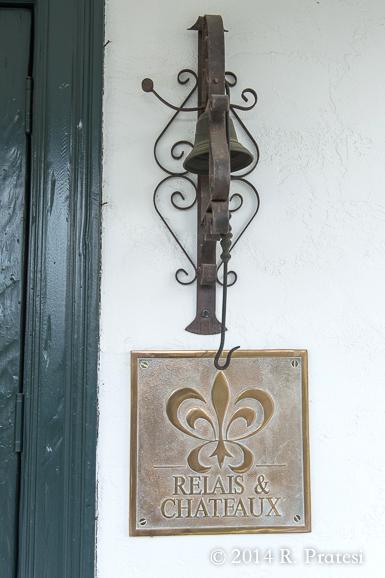 Relais & Chateau property
