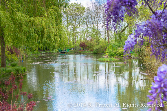Another perfect example of the light at Giverny
