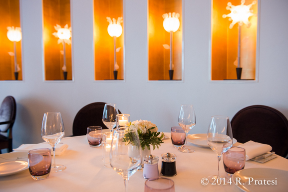 Le Diane, macaroon-awarded restaurant in the Michelin guide