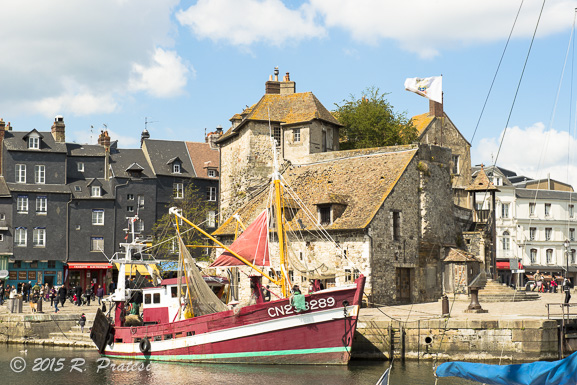 Another view of Honfleur