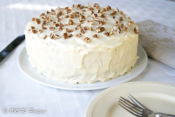 Voila! Frosted Hummingbird Cake
