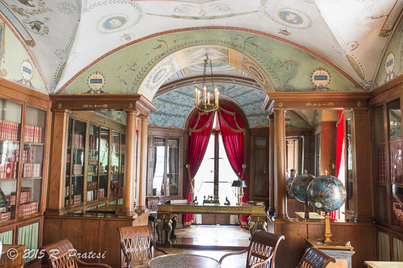 Napolean's library
