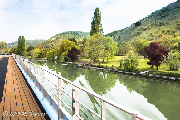 River cruise travel allows you to unpack once, relax, and focus on the taking in the scenery
