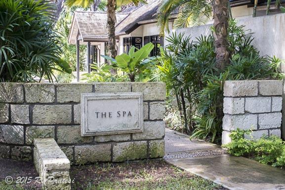 Book a signature treatment at their spa