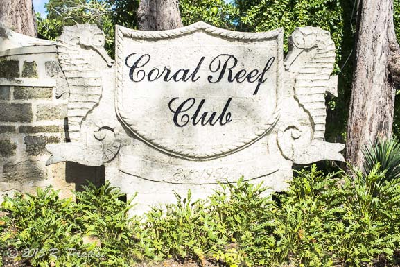 The Coral Reef Club
