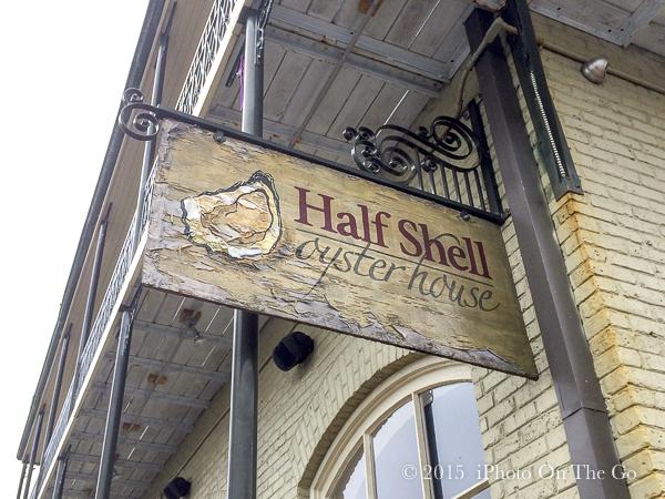 Brunch at The Half Shell in Biloxi