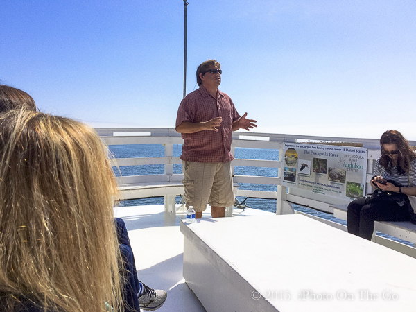 Learning the history of shrimping in the Mississippi Gulf Coast