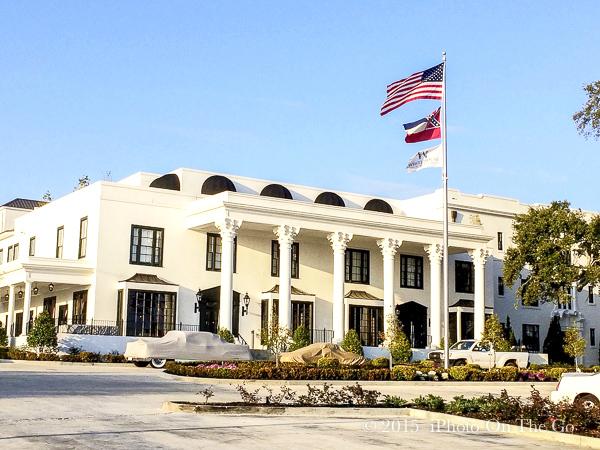 The White House Hotel in Biloxi
