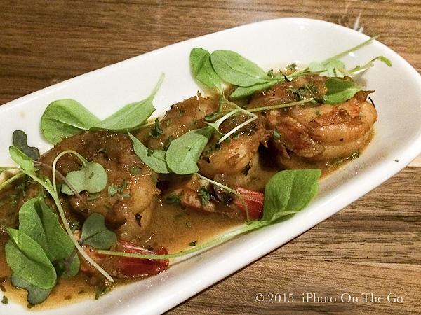 BBQ Shrimp at Cora's