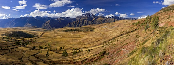 Sacred Valley (Photo courtesy of Mark Knight)