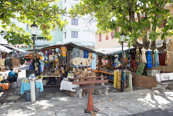Shopping the local markets in Dominica