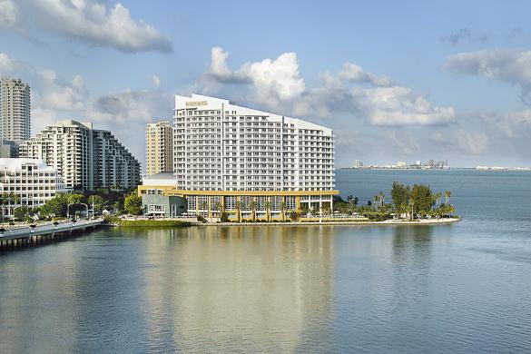 ** Mandarin Oriental, Miami