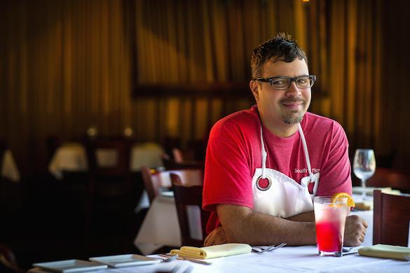 Chef Anthony Lamas (Courtesy of Ash Newell Photography)