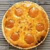 Blueberry Apricot Frangipane Tart 10